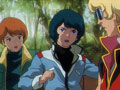 Mobile Suit Zeta Gundam: A New Translation II - Lovers -