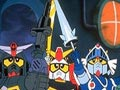 SD Gundam Musha, Knight, Commando
