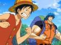 Crossover One Piece & Toriko