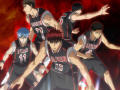 Kuroko's basket - Winter Cup Highlights Film 3 - Franchir le pas